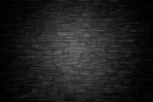 Black Wall Pattern Texture