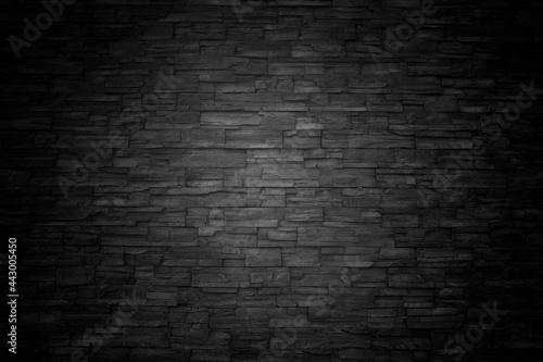 Black wall pattern texture Fototapete