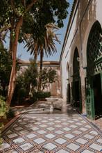 Architecture In Marrakesh, Morocco