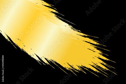 Fotografia, Obraz Vector of ink splashes.