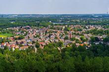 Blick Auf Recklinghausen