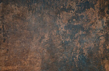Corroded Metal Grunge Background