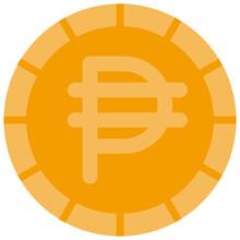 Peso Flat Icon