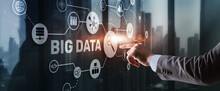 Big Data And Business Intelligence Analytics Concept