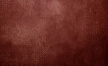 Red Leather Texture Background Ready To Use For Your Design