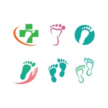 Foot Care Ilustration