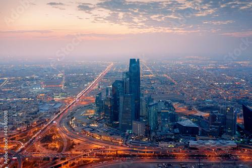 Carta da parati Saudi Arabia Riyadh