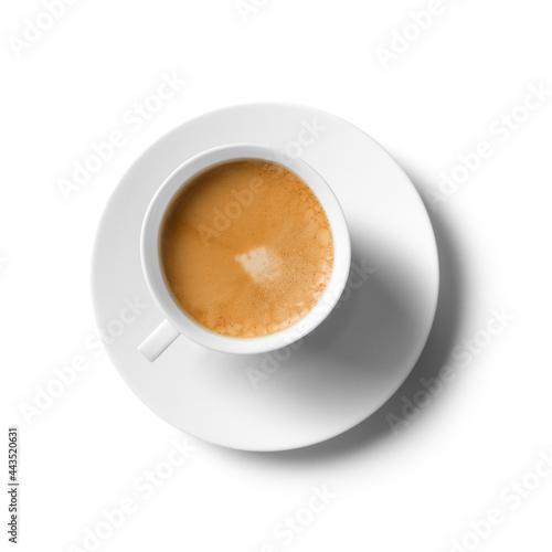 Photo Coffee cup