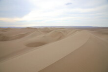 Sand Dunes Near Huacachina Oasis, Peru