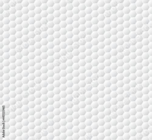 Obraz na plátně Sport seamless pattern. Golf ball texture. Vector illustration