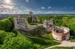 Szlak Orlich Gniazd - Zamek Tenczyn w Rudnie