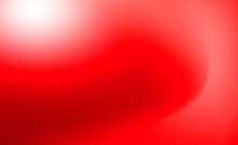 Red Gradient Graphic Wave Curve Pattern Soft Background For Illustration.
