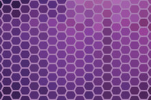 Abstract Purple Pattern With Dots
