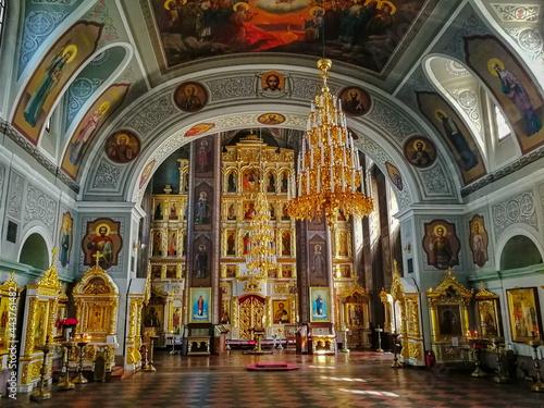Fotografering Shuya Cathedral interior, Ivanovo region