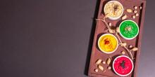 Colorful Hummus Bowls, Healthy Vegan Dips