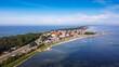 Kuźnica z lotu ptaka lato 2021 Piękny widok Beautiful view