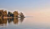 Fototapeta Na sufit - jezioro