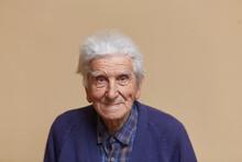 Portrait Of Elder Person