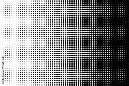 Dot perforation texture Fototapet