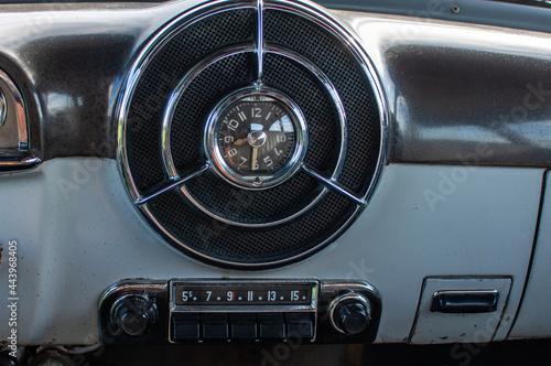 Stampa su Tela Classic Pontiac Silver Streak
