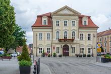 Town Hall In Zagan (Sagan), Lubuskie Voivodship