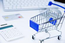 インターネットショッピングのイメージ