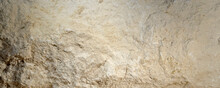 Texture De La Roche. Calcaire Blanc