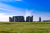 Fototapeta Kawa jest smaczna - Built Structure On Field Against Sky