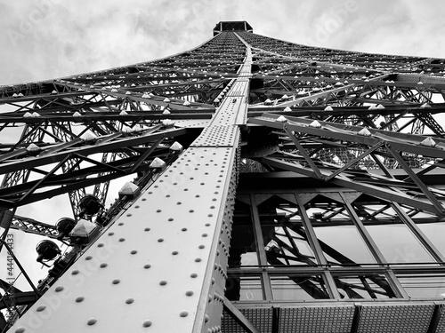 Fotografering The Eiffel Tower