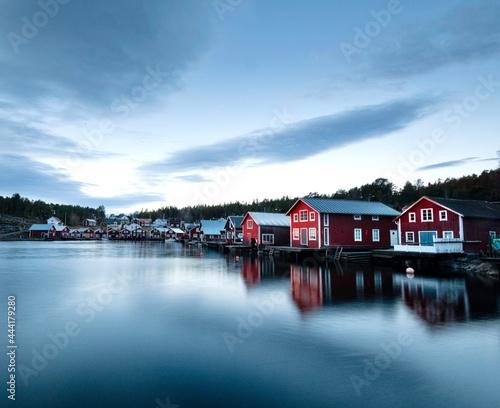 Archipelago Sweden Fotobehang