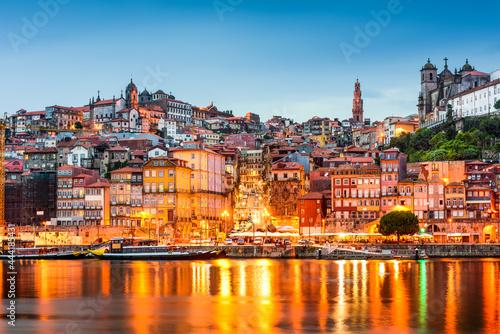 Foto Porto Portugal on the Douro River