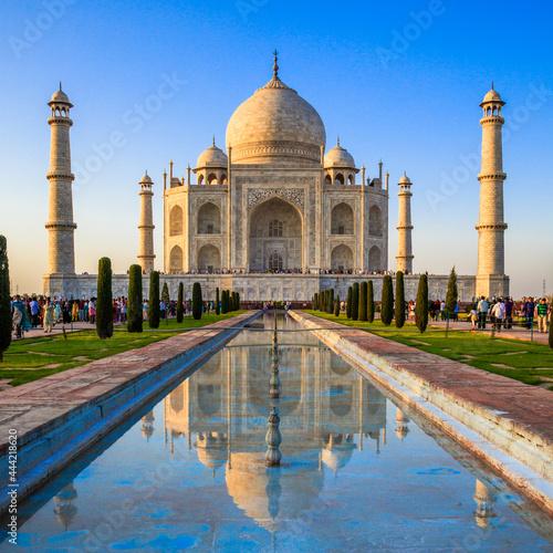 Fotografie, Obraz Taj Mahal Mausoleum