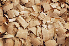 A Lot Of Small Wood Chips Wood Chip Wallpaper