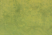 Texture Green Plaster Background