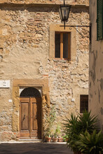 Characteristic Home In The Tuscany Region Of Italy