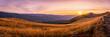Zachód słońca nad Połoniną Wetlińską | Bieszczady, Polska