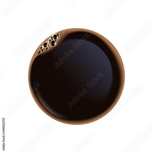 Photo Black Coffee Illustration
