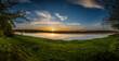 Sonnenuntergang im Naturschutzgebiet Schellbruch