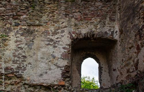 Fotografia Ruiny zamku w Świeciu
