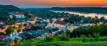 View Of Kazimierz Dolny On The Vistula River, Poland