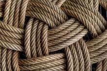 Cordes Et Nœuds Marins