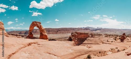 Canvastavla Delicate Arch - Arches National Park