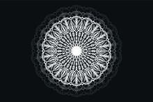Mandala Design Premium Vector