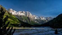 Valbona Valley National Park. Albania.