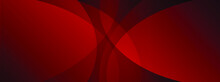 Red Abstract Background