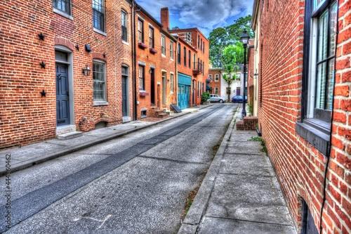 Fotografiet old street