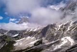 Fototapeta Sypialnia - Gletscher im Sommer