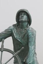 The Fisherman's Memorial, In Gloucester, Massachusetts