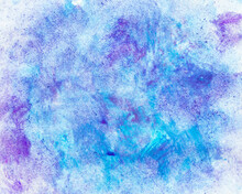 Abstract Design Blue Stain Strain Abstract Background