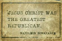 Greatest Republican Napoleon